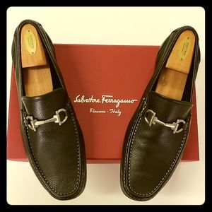 Men's Salvatore Ferragamo Bit Loafers